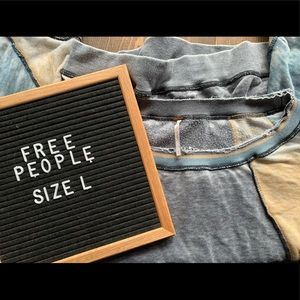 Free People Pull-over